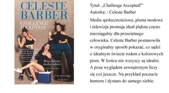 Challenge Accepted! ksiązka