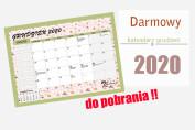 kalendarz grudzień