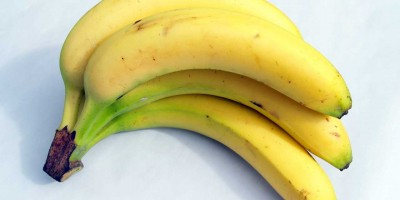 W zimie jedz banany
